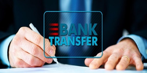 Online Betting with Bank Wire Transfer