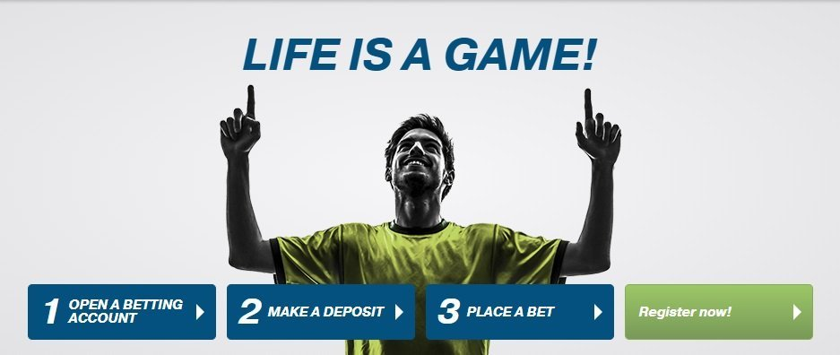 Bet at home Open Account