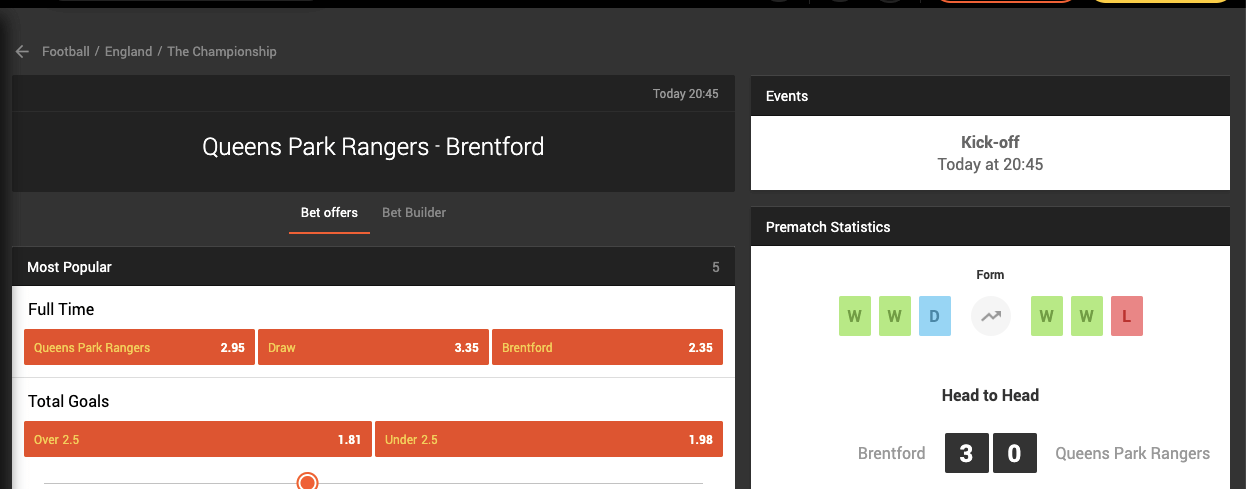 888 sport betting