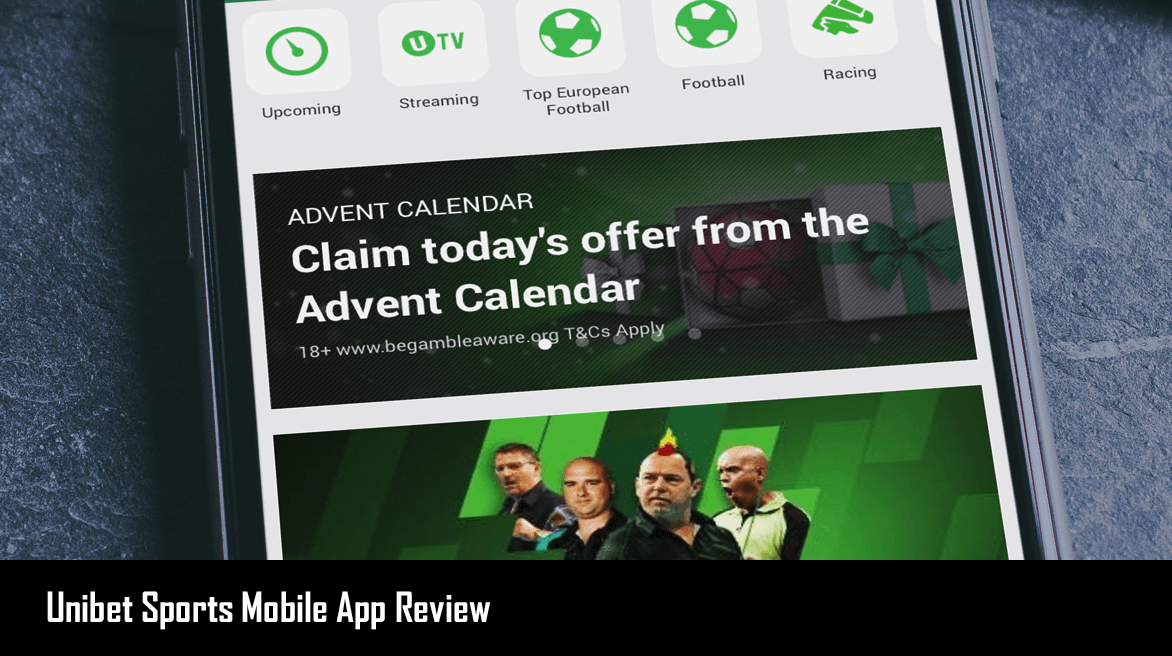 Unibet Mobile App Review-Download On Android iPhone