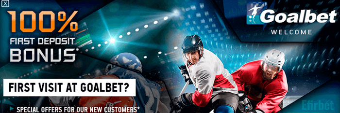 goalbet welcome sport bonus