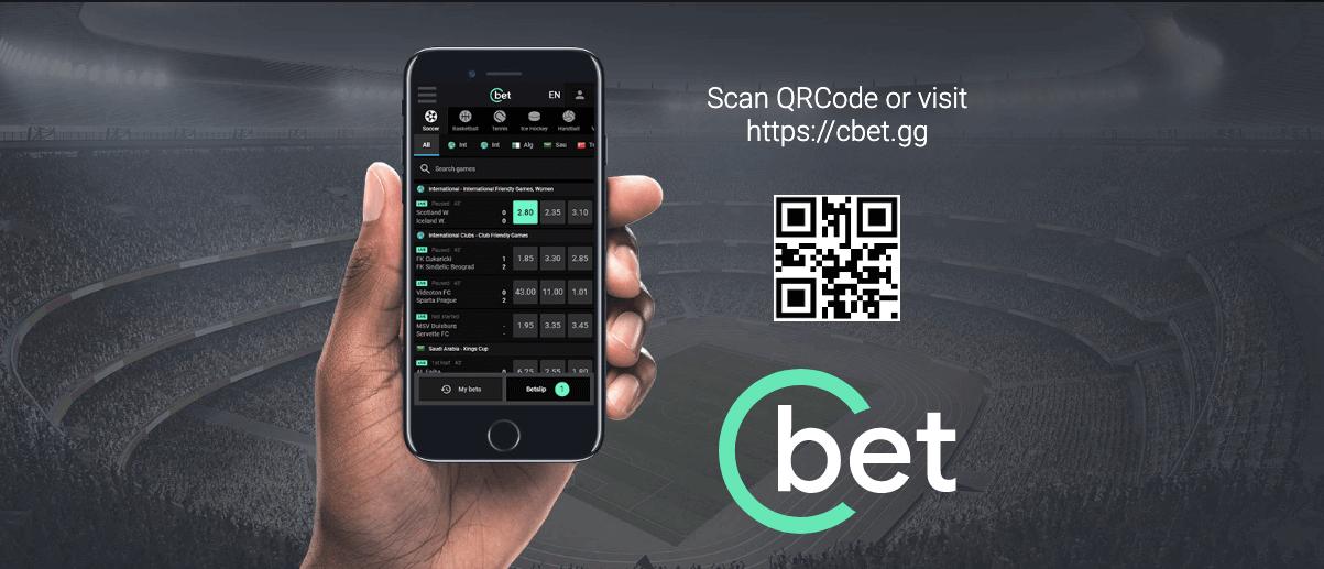 cbet mobile app