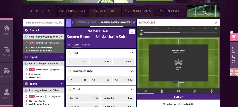 malinacasino quality platform betting