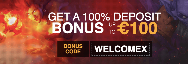 X-bet welcome bonus