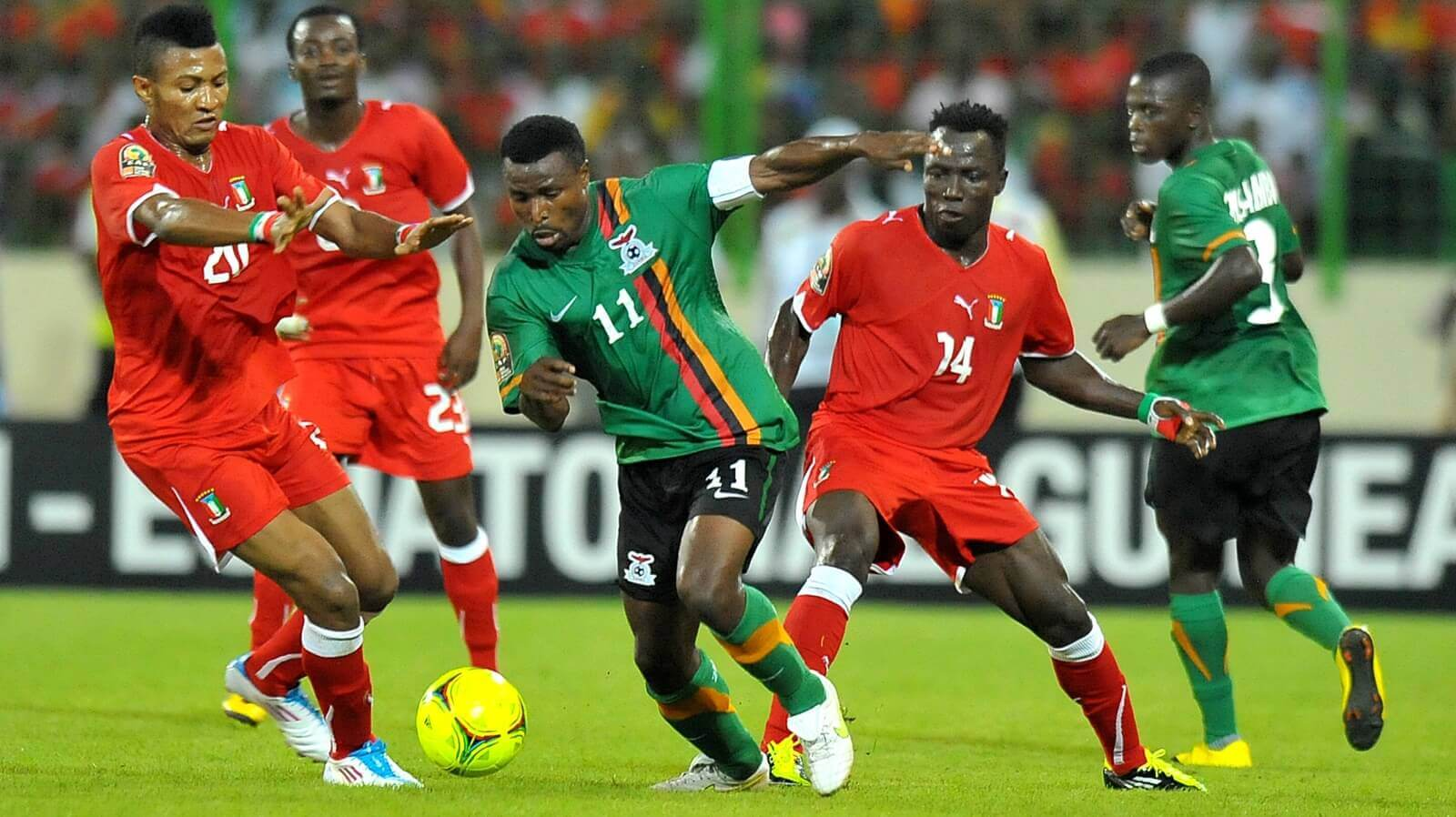 Sports betting in Equatorial Guinea