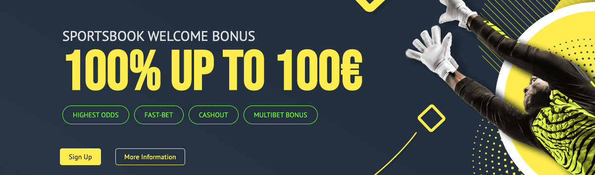 Yonibet Welcome Bonus
