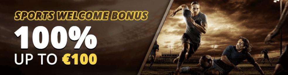 B-bets Welcome Bonus